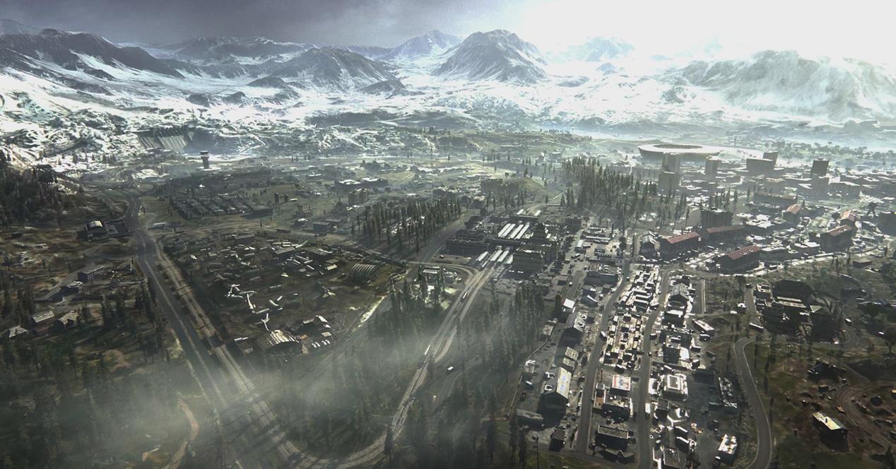 Warzone sista säsong 2
