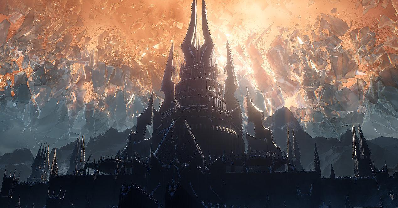 Ny expansion World of Warcraft Shadowlands