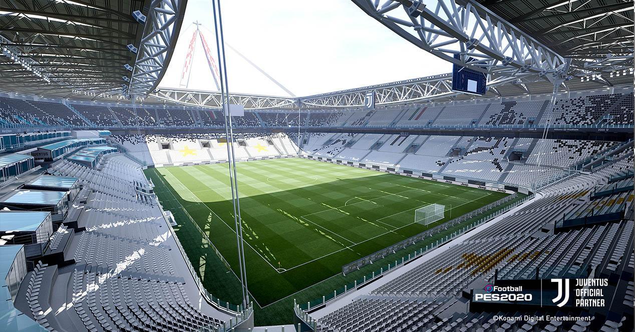 Juventus FIFA PES
