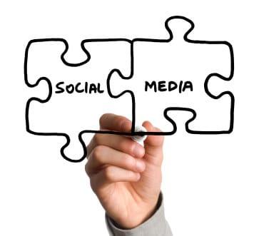 socialt medievänligt innehåll
