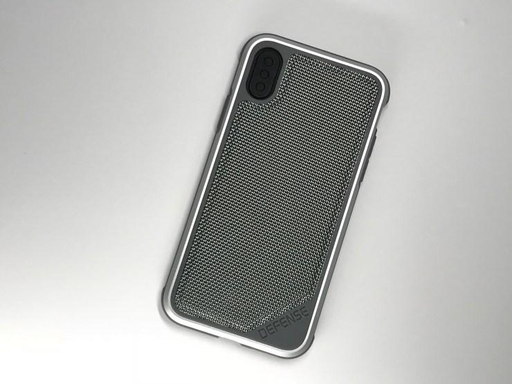x-doria Defense Lux iPhone X-skal