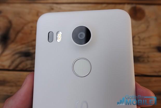 Nexus 5X december uppdaterar intryck och prestanda