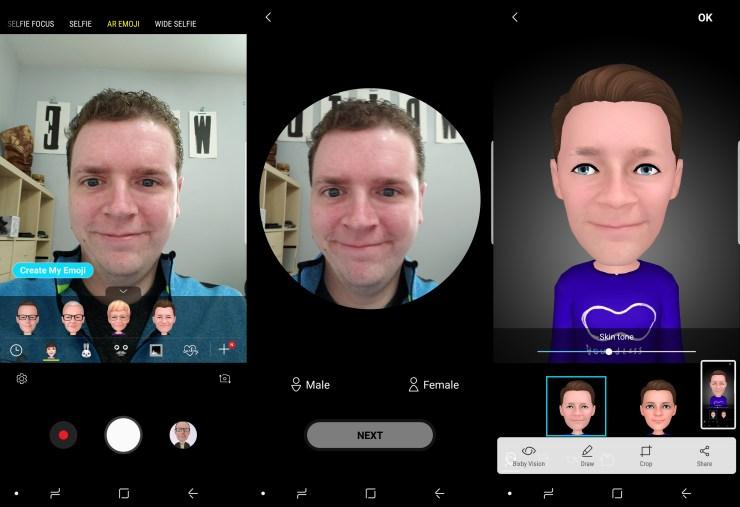 Hur man skapar en AR Emoji.