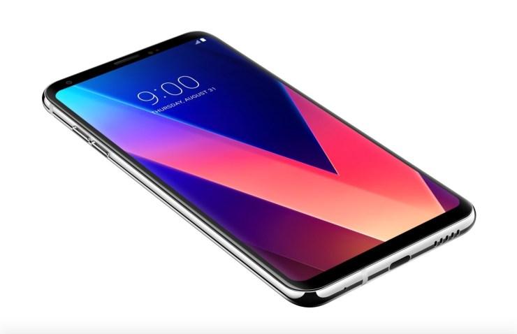Pixel 2 XL vs LG V30: Display