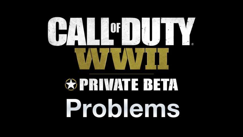 Så här fixar du vanliga Call of Duty: Betaproblem från andra världskriget.