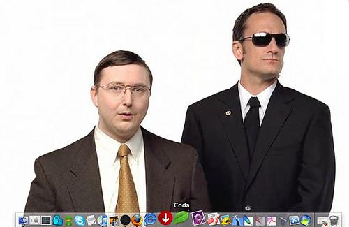 Jag är en dator Jag är en Mac-säkerhetskontroll