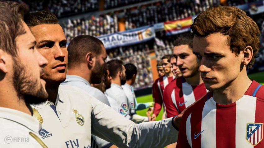 När du kan spela FIFA 18 tidigt.
