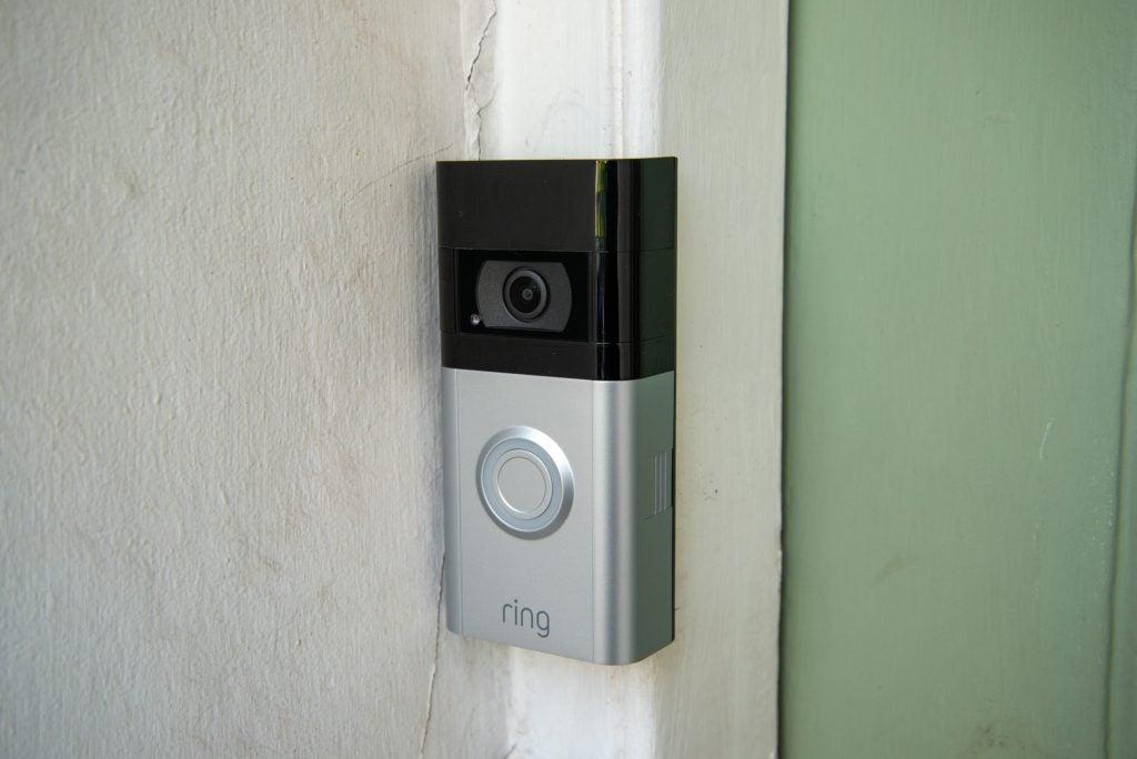 Ring Video Doorbell 4 hjälte