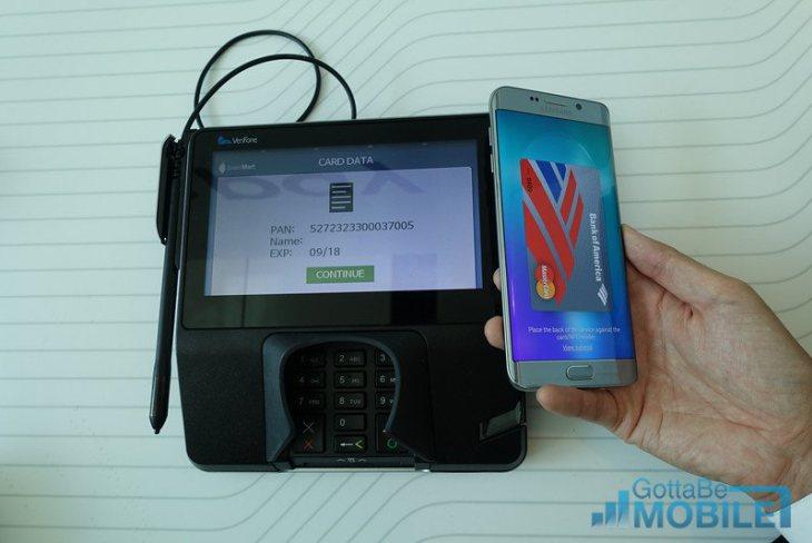 Samsung-betala