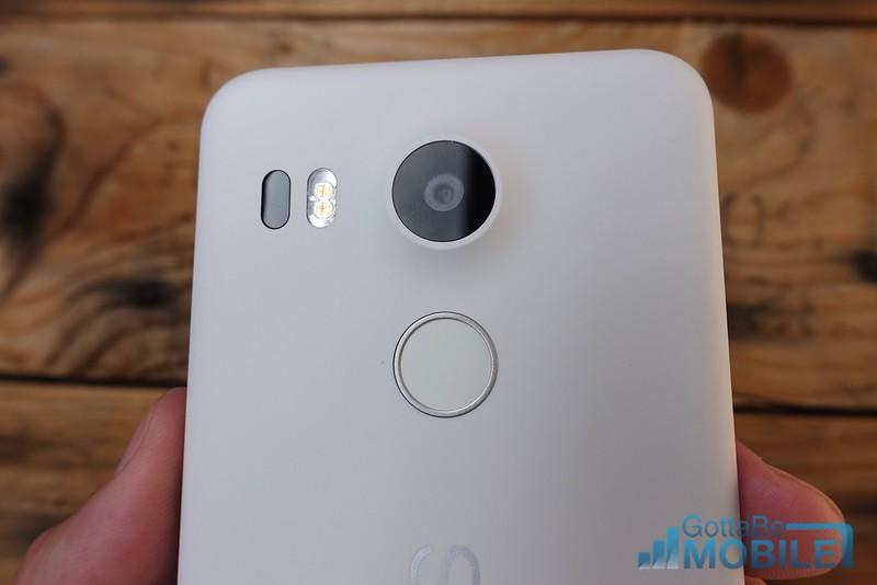 Nexus 5X-kamera