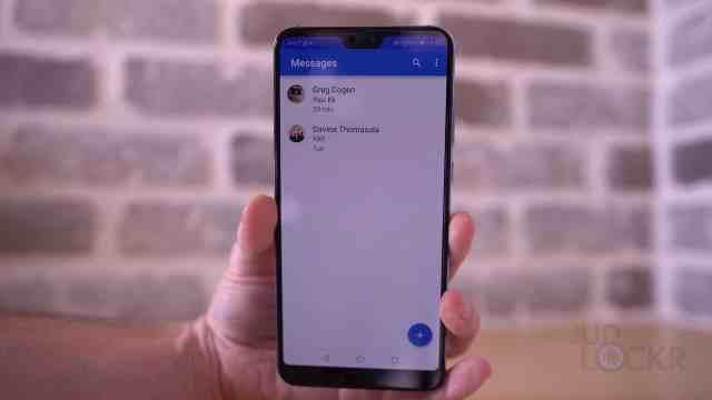 Android-meddelanden