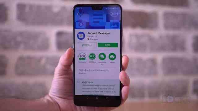 Ladda ner Android-meddelanden