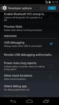 USB-felsökning PÅ