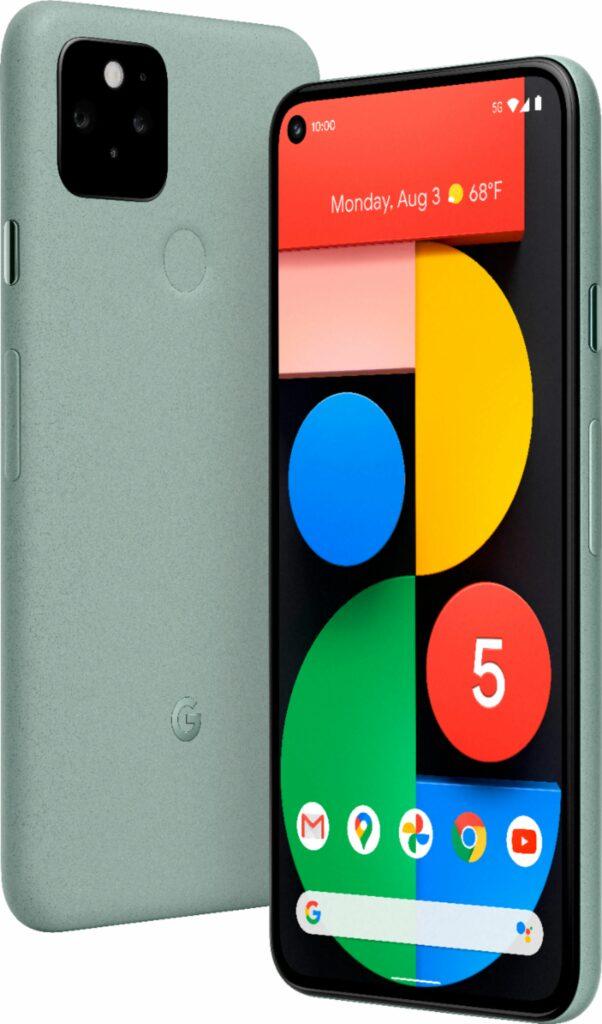 Förbeställ Google Pixel 5