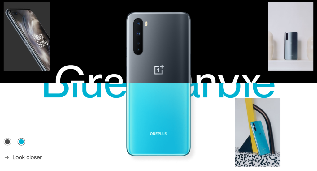 Är OnePlus Nord vattentät?  11