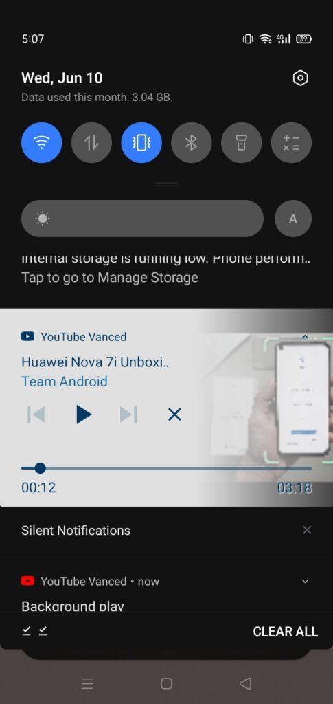 Hur man spelar YouTube-videor i bakgrunden på Android  Ingen rot behövs 18