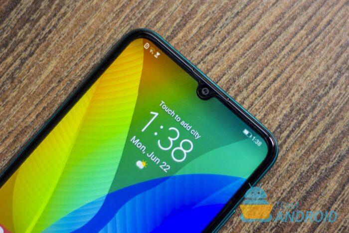 Huawei Y6P Review - EMUI och AppGallery om Value Hardware 16