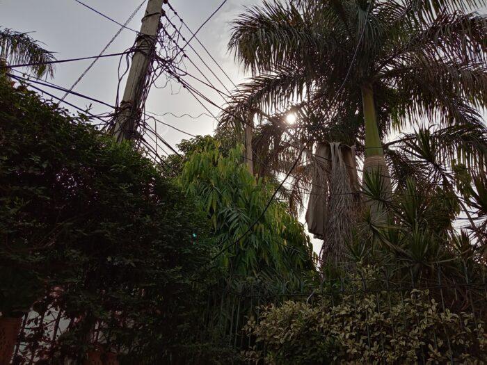 Huawei Y6P-kameraprov