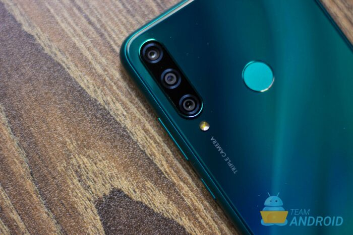 Huawei Y6P Review - EMUI och AppGallery on Value Hardware 21
