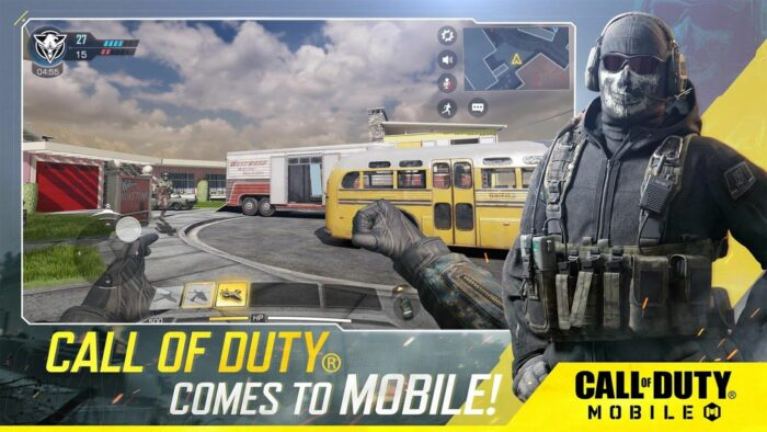 Call of Duty: Mobile - Bästa flerspelarspel online på Android