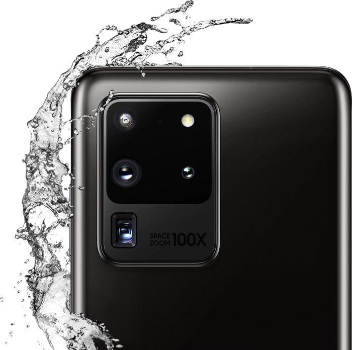 Samsung Galaxy S20 Vattentät / IP-klassningsguide