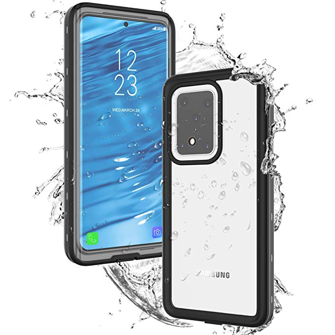 Är Samsung Galaxy S20 vattentät?  13