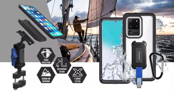 Är Samsung Galaxy S20 vattentät?  12