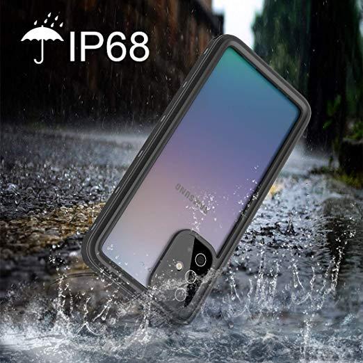 Är Samsung Galaxy S20 vattentät?  14