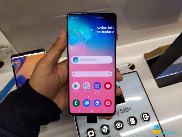 Bästa Samsung Galaxy S10-fodral