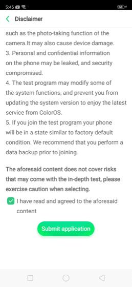 Hur låser du upp Bootloader på Realme 3 Pro 12