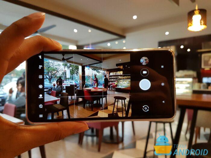 Google Pixel 2-kamera