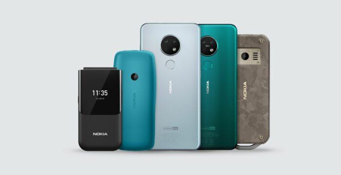 Nokia 6.2, Nokia 7.2, HMD Global