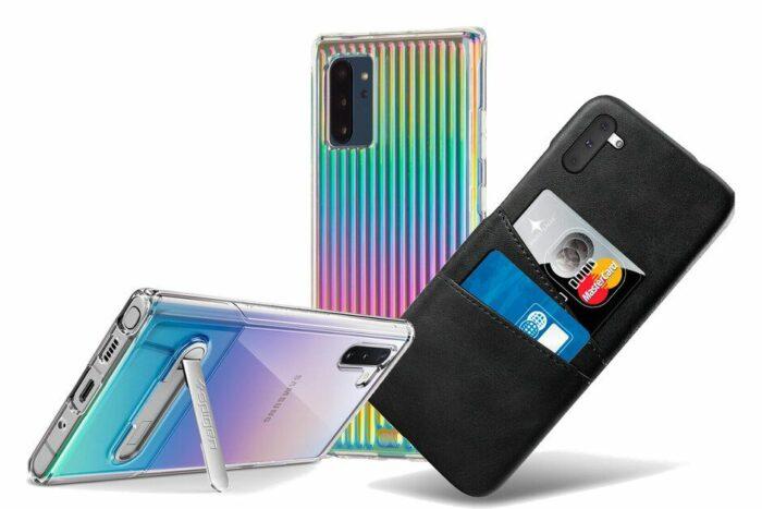Bästa fodral / omslag, Galaxy Note 10+