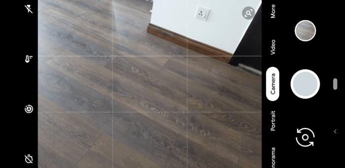 Google-kamera för Mi A3 - GCam Mod