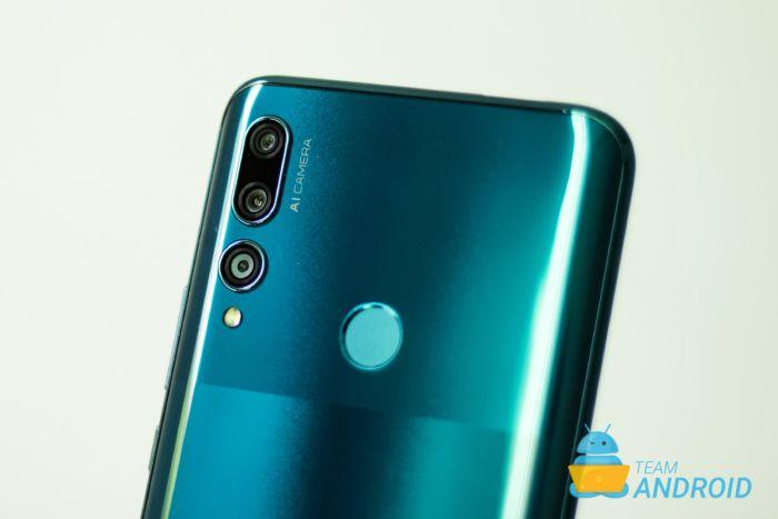 Huawei Y9 Prime 2019 Review: Fullskärmsupplevelse 21
