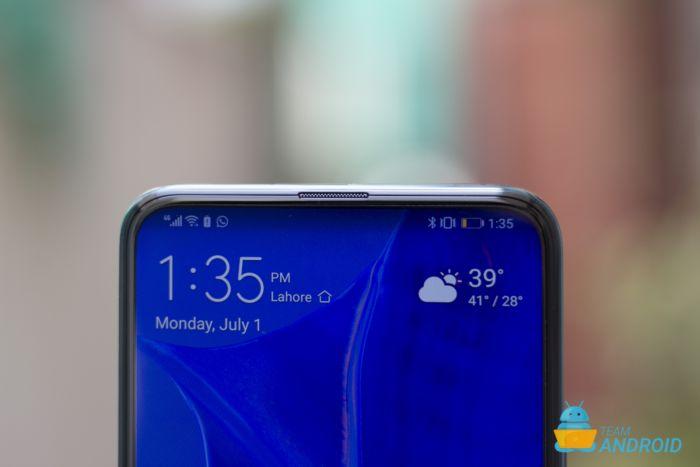 Huawei Y9 Prime 2019-recension: helskärmsupplevelse 18