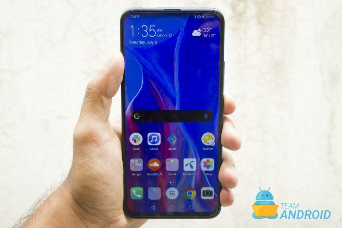 Huawei Y9 Prime 2019-recension: helskärmsupplevelse 17