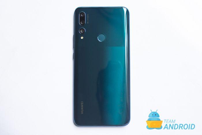 Huawei Y9 Prime 2019 Review: Fullskärmsupplevelse 11