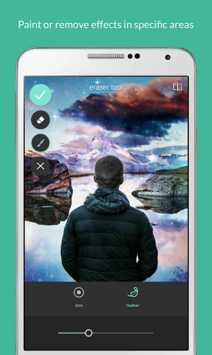 5 bästa fotoredigerare för Android 15