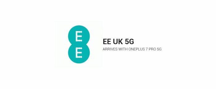 EE UK, 5G-nätverk