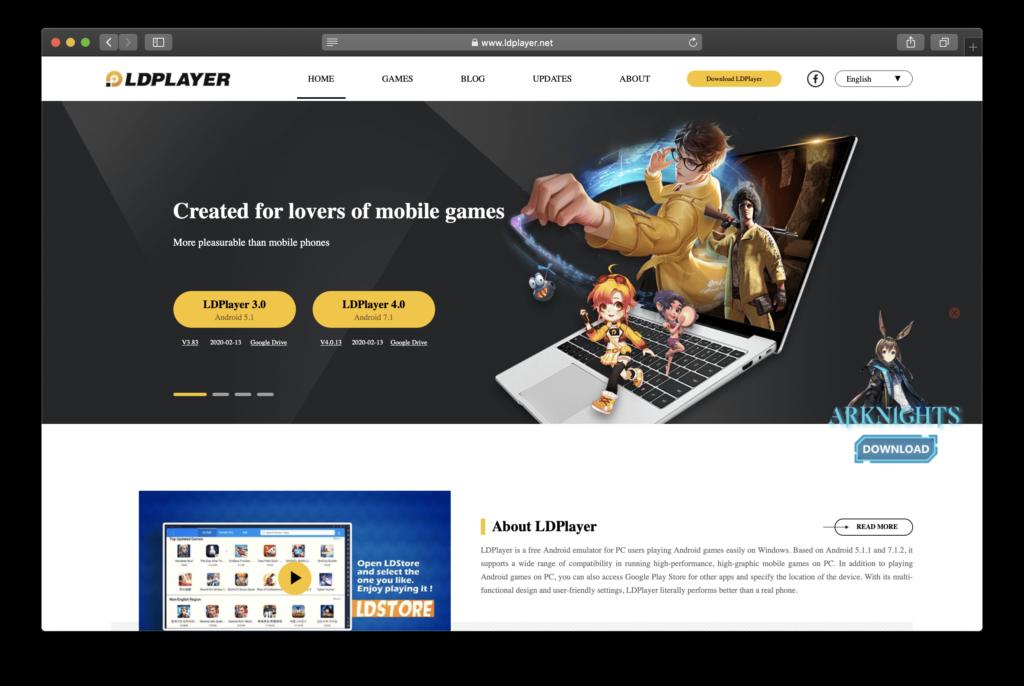 LDPlayer - Bästa Android-emulator