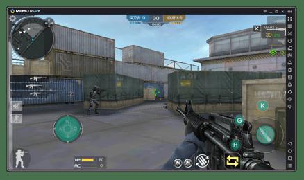 MEmu - Android-emulator för PC