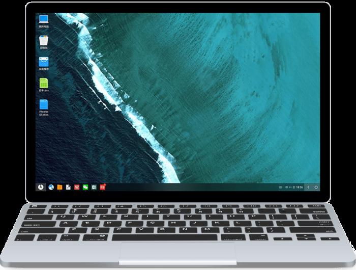 Phoenix OS - Android-emulator