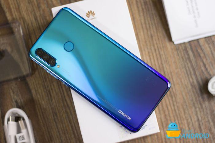 Huawei P30 Lite Unboxing
