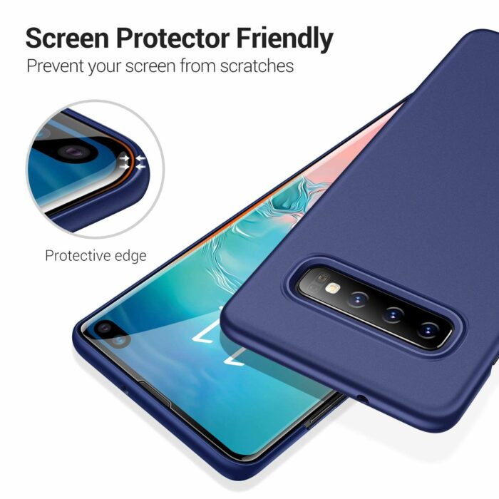 Bästa fodral / skal till Samsung Galaxy S10 + 16