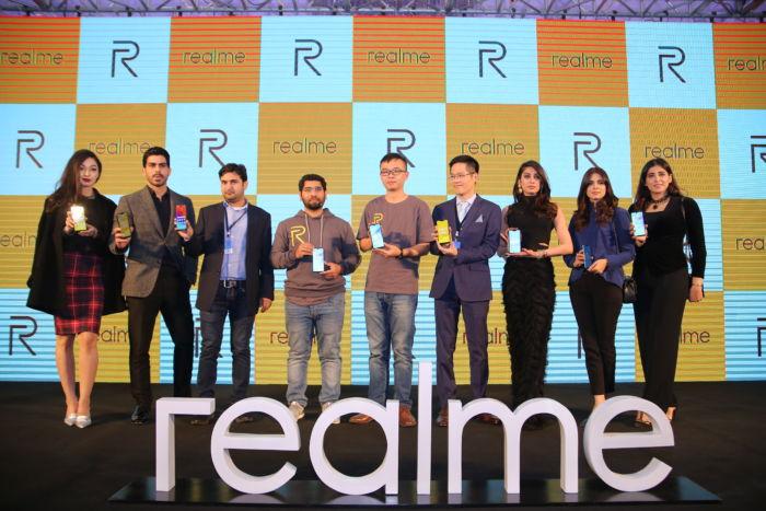 Realme tillkännager nya telefoner i Pakistan - Realme 2 Pro, Realme C1 11