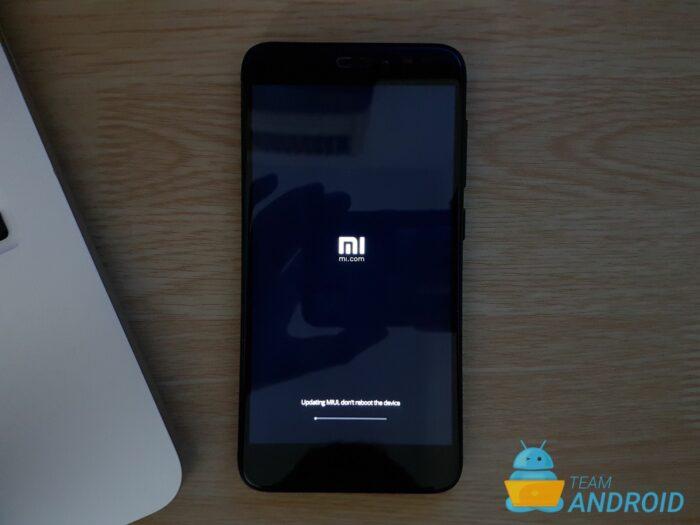 Så här installerar du MIUI 9 ROM på Xiaomi-enheter 13