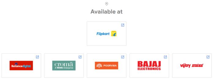 Var kan jag köpa Google Pixel 3 och Pixel 3 XL i Indien 12