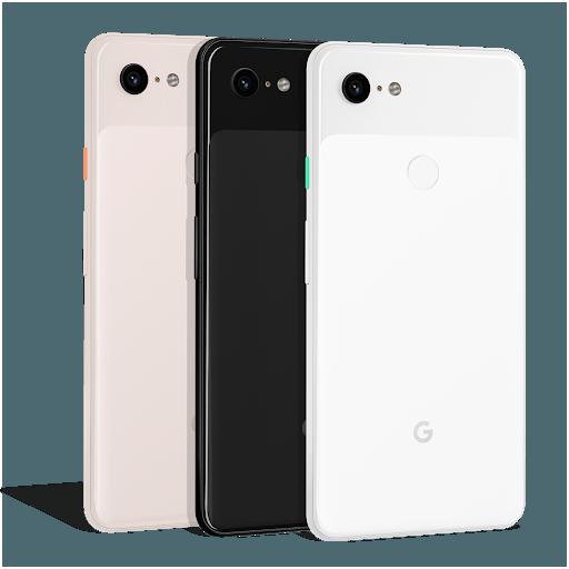Köp Google Pixel 3, Indien