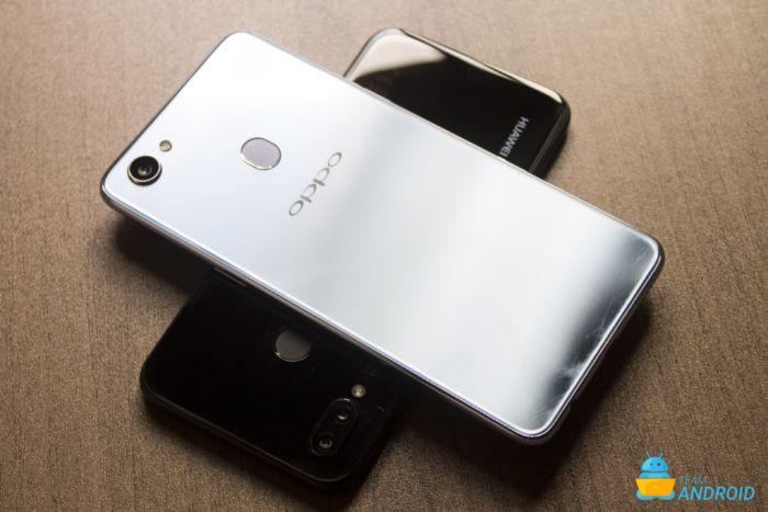 Huawei P20 Lite vs Oppo F7 - Fullständig jämförelseöversikt 24
